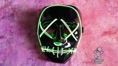 Máscara de Halloween Máscara de la película de año de