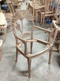 Furniture Near Me, Walnut Furniture, Solid Wood Furniture, Classic Furniture, Sofa Furniture, Custom Furniture, Furniture Design, Funky Chairs, Cool Chairs