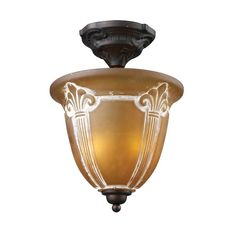 You'll love the Antioch 2-Light Semi Flush Mount at Wayfair - Great Deals on all Lighting products with Free Shipping on most stuff, even the big stuff.