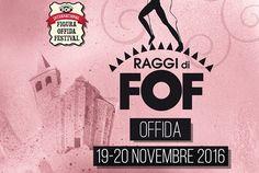 """OFFIDA – Tutto pronto per """"Raggi di FOF"""", piccola proiezione dell'International FOF (Figura Offida Festival), che non si è svolto nel mese di agostoper rispetto delle vitti…"""