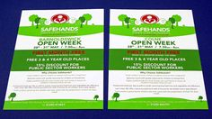 Leaflets, 4 Year Olds, May 7th, 4 Years, Cat, Colour, Green, Color, Brochures