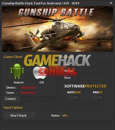 Gunship Battle Helicopter 3D Hack Get Unlimited Gold, Money & Stars