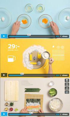 Ikea cookbook video