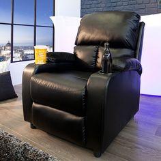 mca heimkino sofa fiona tv sessel kinosessel kinost hle kinosofa in m bel wohnen m bel. Black Bedroom Furniture Sets. Home Design Ideas