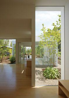 Maison à Sakura par Yamazaki Kentaro Design Workshop - Journal du Design