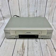 Toshiba VHS Video Cassette Recorder for sale online Cassette Recorder, Ebay