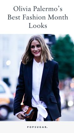 Every Single Outfit Olivia Palermo Wore to Fashion Week