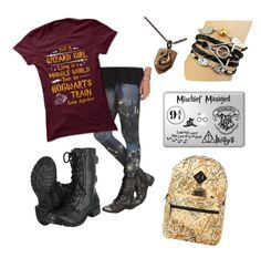 I NEED IT!!!! by ash102714 on Polyvore featuring polyvore, fashion, style and harrypotter