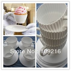 Aliexpress.com : Buy Free shipping!!! New Style 8pcs/set Cup Cake Green Good Quality 100% Food Grade Silicone Cake/Ice Cream Pan DIY Baking mold from Reliable Silicone cake and ice  mold suppliers on Silicone DIY Mold and  Home Supplies Store $9.28 Cupcake Supplies, Muffin Pans, Ice Molds, Silicone Baking Mat, Diy Molding, Cake Mold, Food Grade, Cupcake Recipes, Ice Cream