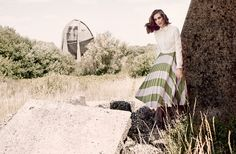 Serge Leblon photographs for Vogue Turkey, November 2014
