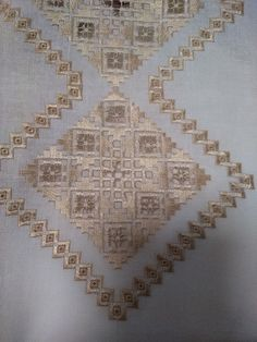 Hardanger Embroidery, Bargello, Kaftan, Table Runners, Quilts, Blanket, Rugs, Decor, Art