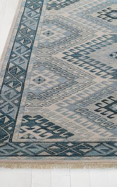 The tribe has spoken: you want to tie the knot with our finely crafted Walker Rug.