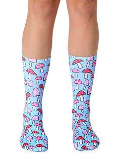 Mushroom Crew Socks