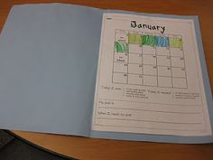 students keep a monthly record of where they are on the clip chart at the end of each day - love it!!