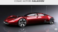 The futuristic Cosmic Motors Galaxion supercar concept, a vision of the future of transportation. Cosmic Motors Galaxion by Daniel Simon, included in his book… Oblivion, Michael Bay, Sexy Cars, Hot Cars, Le Manoosh, Futuristic Cars, Futuristic Design, Pearl Harbor, Ford