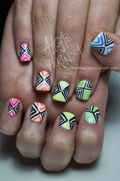#Triangles   #fingernaildesigns #nails #Tips #acrylicnails #acrylic     #fingernails #nailpolish #fingernailpolish #manicure #fingers  #hands #prettynails  #naildesigns #nailart #pedicure #hands #feet #naillacquer #makeup