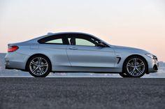 BMW 4er: Das neue Coupé der 3er-Baureihe bei BMW heißt ab sofort 4er. Einzige...