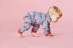 BedHead Pajamas Coral Flamingo L/S Baby PJ  http://www.bedheadpjs.com/styles/2928/Coral-Flamingo-LS-2pc-Boo-Boo-2050-K-2319