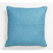 IIIusion Sasha Weave Linen Throw Pillow