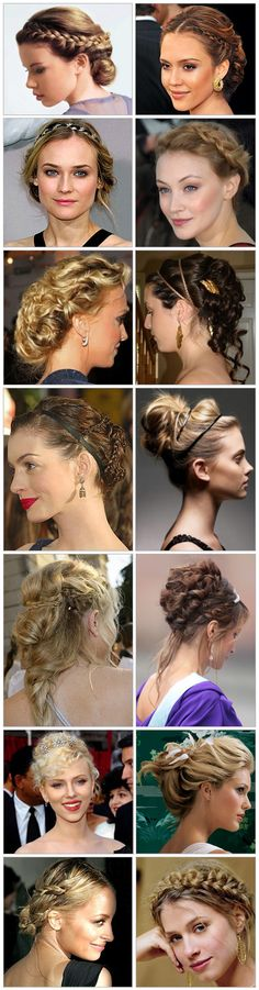 Discover recipes, home ideas, style inspiration and other ideas to try. Down Hairstyles, Easy Hairstyles, Wedding Hairstyles, Hair Dos, My Hair, Roman Dress, Grey Curly Hair, Viking Hair, Roman Fashion