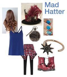 """""""Mad Hatter"""" by oliviapink2021 on Polyvore featuring Alice + Olivia and Bee Goddess"""