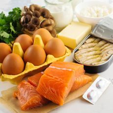 A lack of vitamin D (deficiency) can affect your bones and overall health. Learn who is at risk, how much vitamin D you need, and how to get enough. Vitamin D Deficiency, Cantaloupe, Health Fitness, Fruit, Bones, Food, Vitamin D, Furniture, Eten