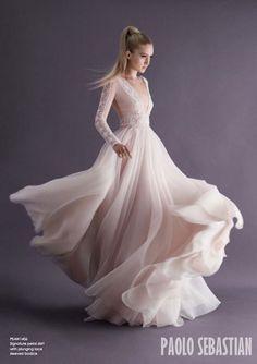 Wedding Dress Ideas: Paolo Sebastian Couture Collections