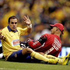 31.- En el Clausura 2007 se tuvo que enfrentar ante los grandes para...