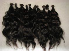 This angora mohair has been dyed a beautiful Dark BROWN with acid dye made specifically for mohair. It has a gorgeous sheen and is not frizzy even when brushed dry, as shown in pictures. It is silky, wavy and very soft, the locks are a wave. It has been washed , combed three times and conditioned to...