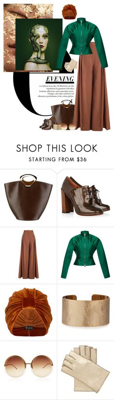 """""""Untitled #174"""" by vikonas ❤ liked on Polyvore featuring JEM, Louis Vuitton, Marc by Marc Jacobs, Zimmermann, Antonio Berardi, The Future Heirlooms Boutique, Panacea, Linda Farrow and Mario Portolano"""
