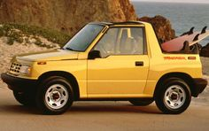 1991 Geo Tracker Pictures