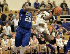 High School Boys Basketball: Midview at Avon