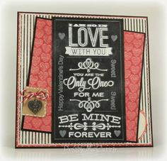 TLC410, MFTWSC104 LOVE by pegmac71 - Cards and Paper Crafts at Splitcoaststampers