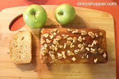 Caramel Apple Loaf Cake Recipe