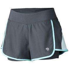 Mountain Hardwear Pacer 2-in-1 Shorts -