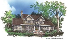 The Cherryvale House Plan