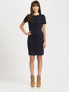 Burberry Brit - Check Dress