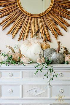 Welcoming Fall Home