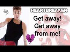 Heartbreaker - Justin Bieber (Lyric Video) *CORRECT* - New Single W/ Pictures