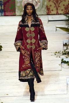 Kenzo Autumn/Winter 2005-6 Ready-To-Wear