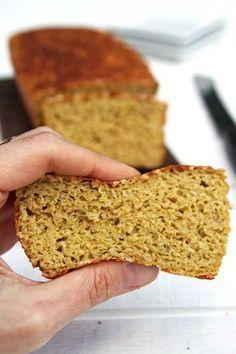 Pão de batata doce Fit com farinha de arroz macio na medida certa, sem glúten e sem lactose
