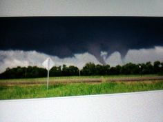 multiple tornadoes hitting the Dallas Fort Worth area on April 3, 2012.  Crazy stuff....
