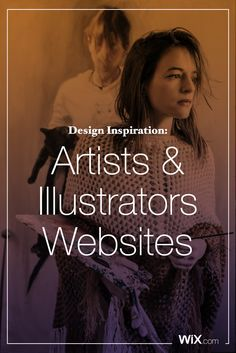 These are some of the most stunning websites we've ever seen! Get inspired by browsing these eye-popping illustrator & artist websites.