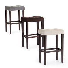 Palazzo 32 Inch Extra Tall Saddle Stool - The Palazzo 32 in. Saddle Stool - Grey lends casual comfort and contemporary sophistication to your tall standing table. At 32 inches tall, this...