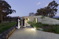Gallery of Tarrawarra Abbey / Baldasso Cortese Architects - 18