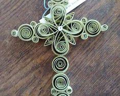 Cross, Paper Quill