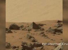 **PLANETA H**: NASA encuentra extraña pirámide en Marte