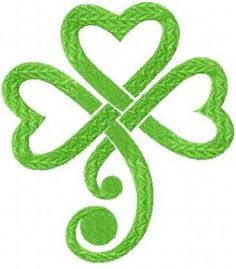Wonderful Ribbon Embroidery Flowers by Hand Ideas. Enchanting Ribbon Embroidery Flowers by Hand Ideas. Sewing Patterns Free Home, Kids Knitting Patterns, Machine Embroidery Applique, Free Machine Embroidery Designs, Ribbon Embroidery, Celtic Clover Tattoos, Saint Patricks Day Art, Leaf Crafts, Celtic Designs