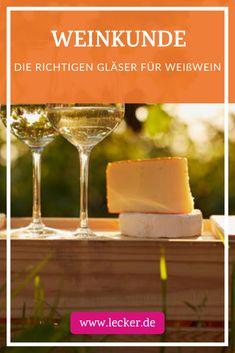 Welches Glas für welchen Weißwein? Wir klären auf und zeigen dir unsere Favoriten für deinen Lieblingswein!