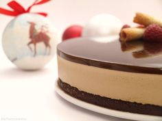 Tarta de chocolate blanco y crema de orujo - MisThermorecetas